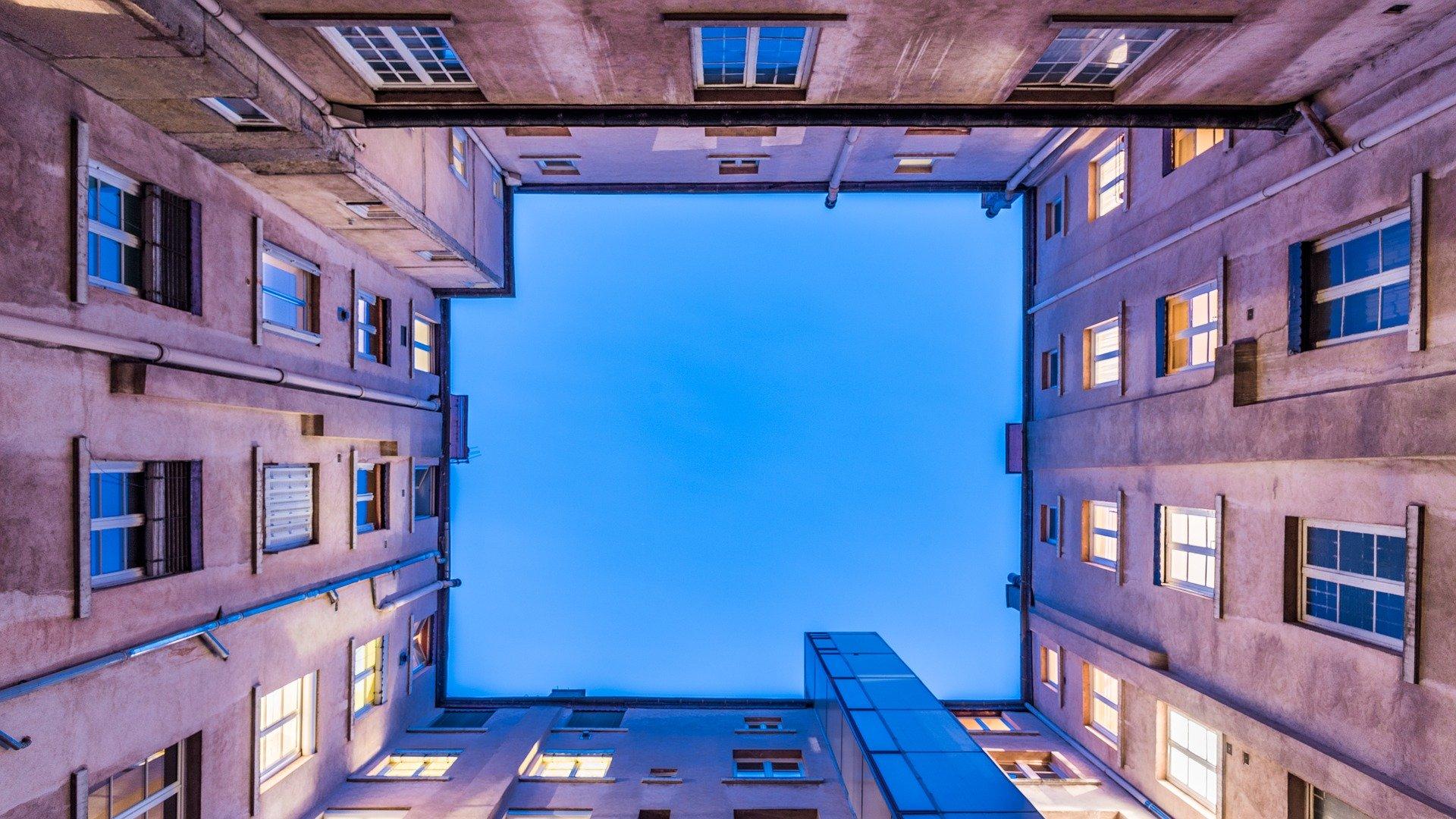 logements immeuble